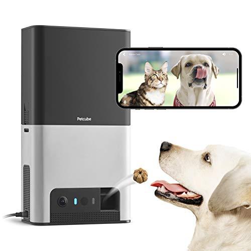 [New 2020] Petcube Bites 2 Wi-Fi Pet Camera with...