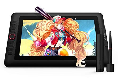 XP-Pen 液晶タブ Artistシリーズ 13.3インチ フルラミネートIPSディスプレイ エクスプレスキー8個 Artist 1...
