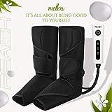 Reach Mellow Leg Massager | Air Compression Leg Foot Calf Massage Machine For Pain Relief At Home (Mellow)
