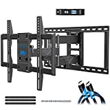 Mounting Dream Full Motion TV Mount UL Listed TV Wall Mount Bracket for 42-75 Inch TVs, Premium Wall...