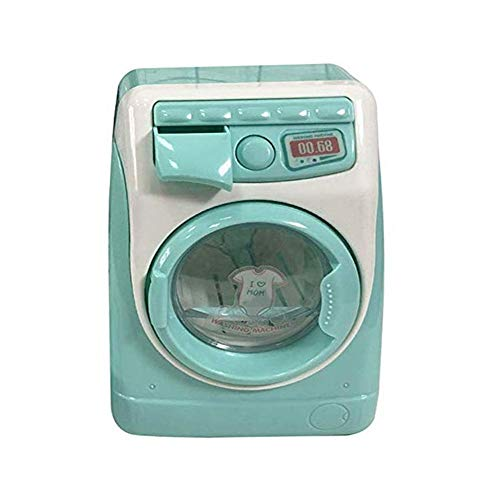 Mini giocattolo della lavatrice di mysticall, gioco simulato finto della famiglia per i bambini dei...