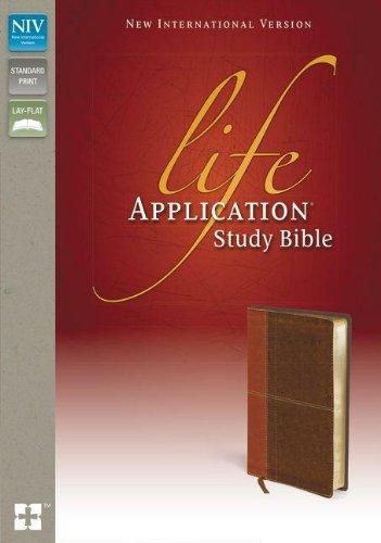 NIV, Life Application Study Bible, Second Edition,...