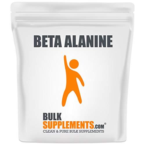 BulkSupplements.com Beta Alanine (500 Grams)