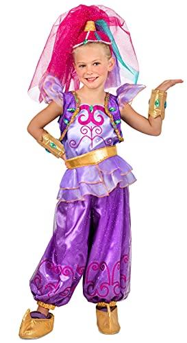 Princess Paradise Shimmer & Shine, Shimmer Costume, Small