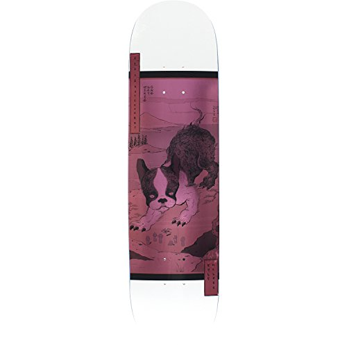 Real Walker Zodiac Temple of Skate LTD Skate Deck-7.75