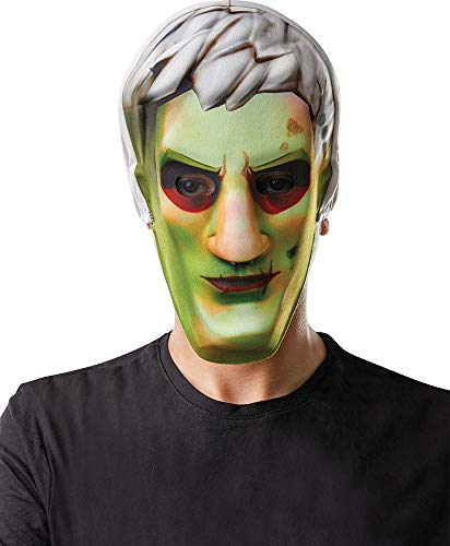 Rubies´s- Official Fortnite Brainiac Mask Disfraz, Multicolor (Rubie's 300539NS)