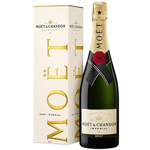 Champagne Imperial Brut 750ml com Cartucho Moët & Chandon
