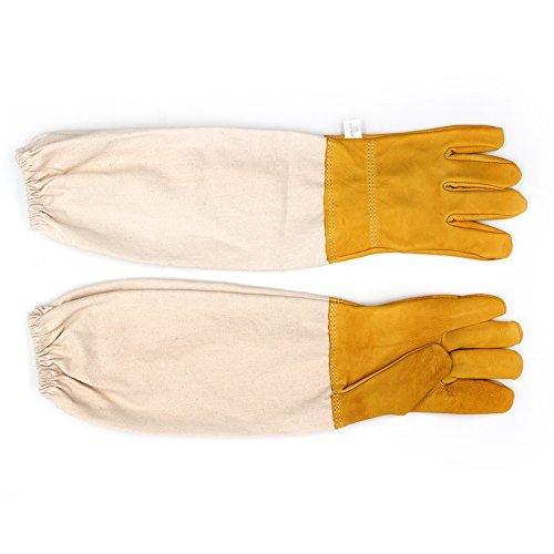 Farm & Ranch apicoltura guanti guanti protettivi con maniche ventilato grande perfetto apicoltore...