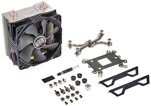 Cooler Master Hyper 212X サイドフローCPUクーラー Intel/AMD両対応 日本正規代理店品 RR-212X-20PM-J1
