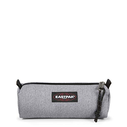 Eastpak Benchmark Single Astuccio, 21 Cm, Grigio (Sunday Grey)