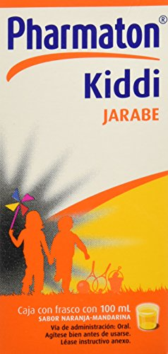 Pharmaton Jarabe Kiddi, 100 ml