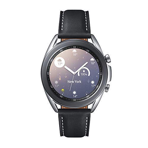 SAMSUNG Galaxy Watch3 Smartwatch de 41mm, Bluetooth, Reloj...