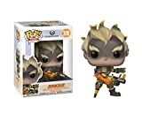 Figurines POP! vinyle Games: Overwatch Junkrat