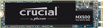 Crucial CT1000MX500SSD4 SSD interne MX500 (1To, 3D NAND, SATA, M.2 (2280)