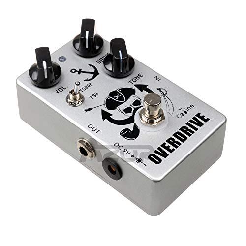 Caline CP-76 Overdrive Guitar Pedal 9V Guitar Accessories Guitar Effect Pedal Over Drive Guitar Parts Tube Screamer Good Quality