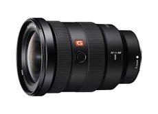 Sony SEL1635GM - Objetivo Sony montura E (lente G Master, distancia focal 16-35 mm, gran angular de F2,8, alta resolución y efecto bokeh superior) negro