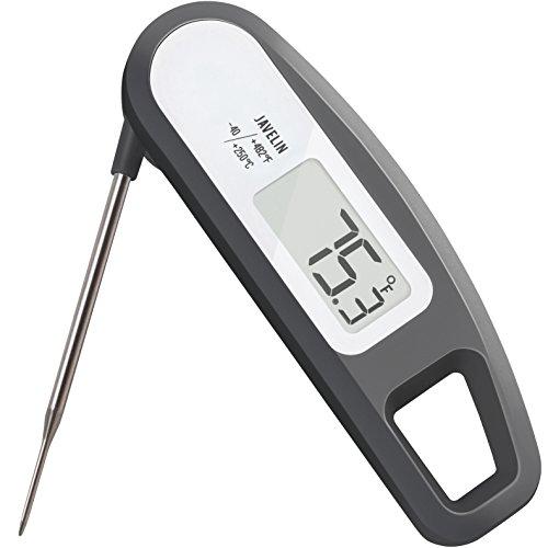 Lavatools PT12 Javelin Digitales Fleischthermometer für Küche, Lebensmittelkochen, Grill, Smoker, Süßigkeiten, Heimbrauen, Kaffee und Öl