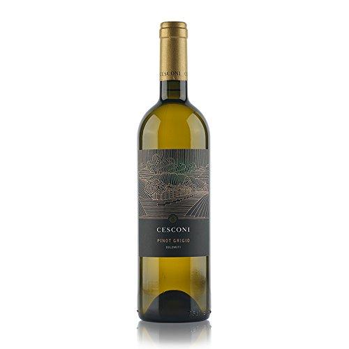 Vino Bianco Trentino Pinot Grigio Vigneti delle Dolomiti 2018 - Cantina Cesconi
