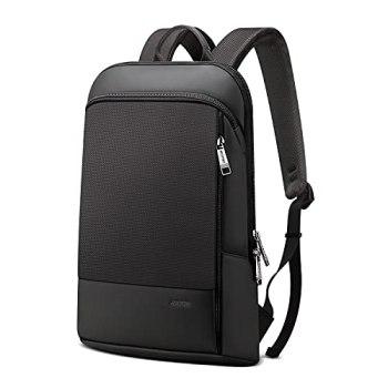 BOPAI 15 inch Super Slim Laptop Backpack Men Anti Theft Backpack Waterproof College Backpack