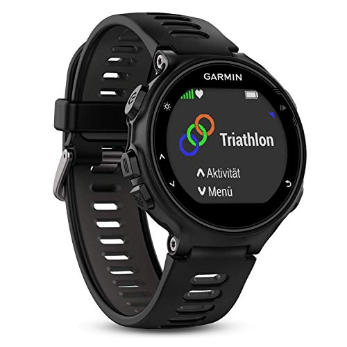 Garmin 735XT Forerunner Reloj multisport con GPS, Unisex...