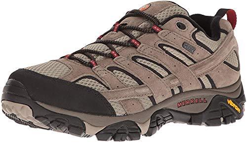 Merrell Men's Moab 2 Waterproof Shoe