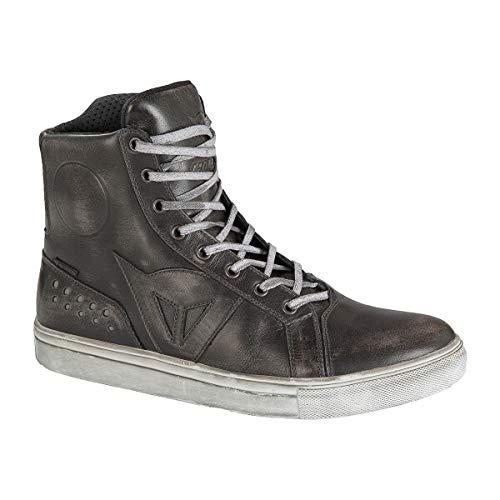 Dainese-STREET ROCKER D-WP Zapatos, Negro, Talla 46
