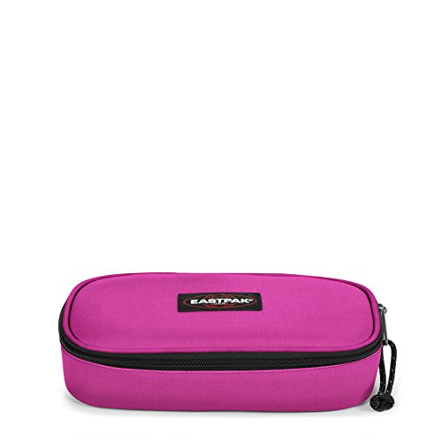 Eastpak Oval Single, Organizer Borsa Unisex Adulto, Rosa (Tropical Pink), 22 cm