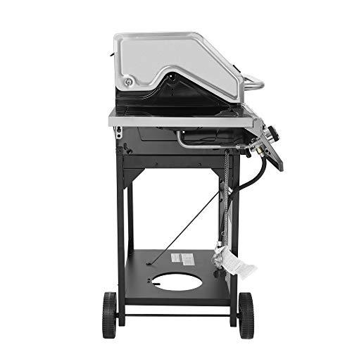 Product Image 9: Royal Gourmet GA5401T 5-Burner BBQ Liquid Propane Gas Grill with Sear Burner and Side Burner, <a href=
