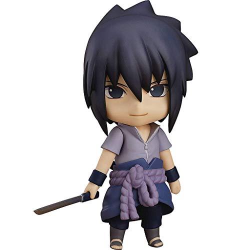 Naruto shippuden muñeca nendoroid sasuke uchiha n. 707 original buena sonrisa co.