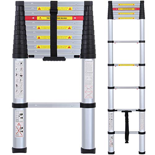 4. Lifewit Telescoping Ladder
