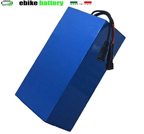 ebikebattery.it Batteria Bici elettrica 36v, 11.6Ah - 417wh