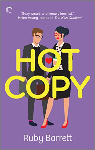 Hot Copy: A Novel by [Ruby Barrett]