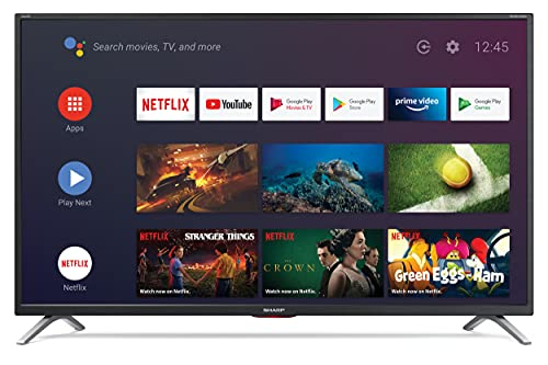 Sharp 32Bi6EA - TV Android (9.0) smart 32' HD - 32 pulgadas -...
