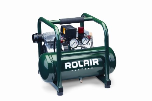 Rolair JC10 plus Oil-Less Ultra Quiet Air Compressor