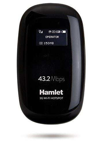 Hamlet HHTSPT3GM42 3G 43,2 Mbps