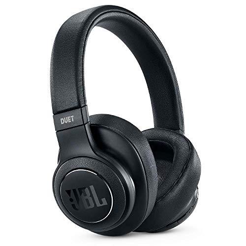 Fone de Ouvido Jbl Duet Nc, Bluetooth, Over Ear, Preto