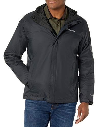 Columbia Men's Watertight II Jacket, BLACK, X-Large