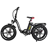 Addmotor 20' Fat Tire Electric...