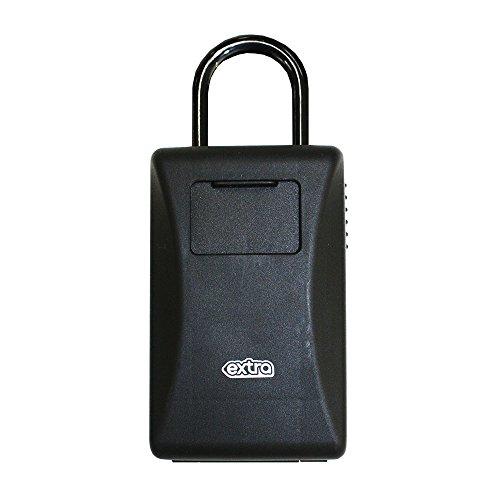 EXTRA(エクストラ) セキュリティーボックス スリム(ダイアル式) Z-04X00000203