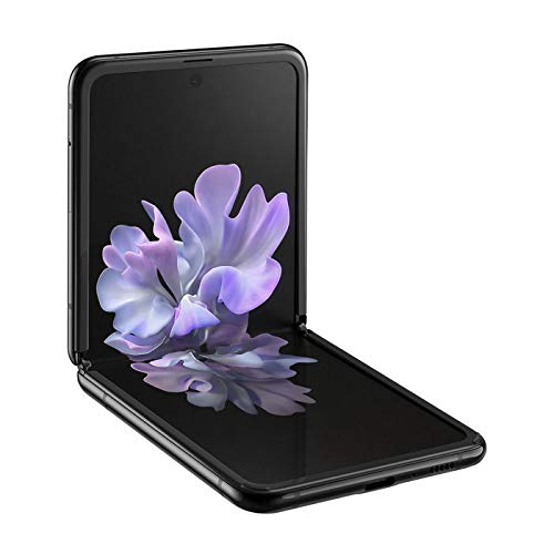 Teléfono Samsung Galaxy Z Flip (F700f), Color Negro (Black). 256 GB...