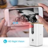 Vbroad-Smart-Pet-Camera-Treat-Dispenser-24G-WiFi-Remote-Camera-Monitor-720P-HD-Night-Vision-Video-with-2-Way-Audio-Designed-for-Dogs-and-Cats-Home-Safety-Pet-Monitor-AndroidiOS