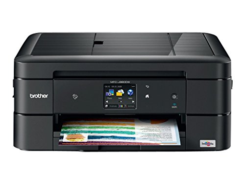 Brother MFC-J880DW All-in-One Color Inkjet Printer, Compact & Easy to...