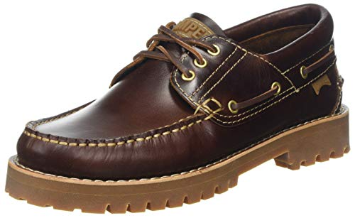 Camper Nautico, Zapatos para Hombre, Marrón (Medium Brown 210), 40 EU