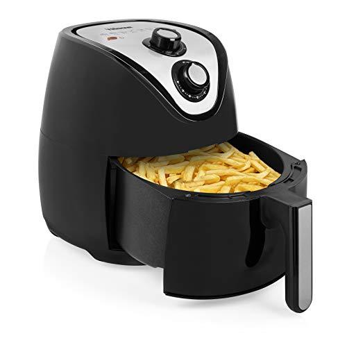 Friteuse sans huile Tristar Crispy FR-6994 - Pour 7 personnes - Panneau de contrôle analogique - 4,5 L - 1 500 W