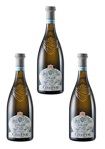 Vino Bianco Lugana Doc I Frati - Azienda agricola C dei Frati 3 bottiglie