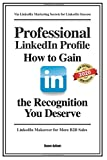 Professional LinkedIn Profile: How to Gain the Recognition You Deserve (LinkedIn Success, Band 1)