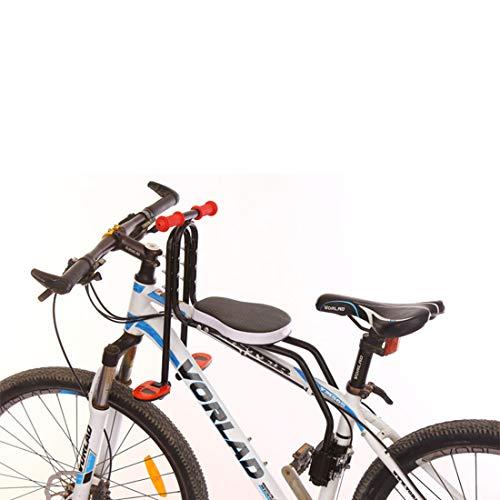 Macium Seggiolino Bicicletta Anteriore per Bambino, Bambini Sedile Anteriore Ciclismo Anteriore per...