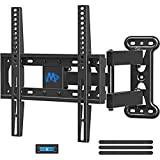 Mounting Dream UL Listed TV Mount TV Wall Mount Swivel and Tilt for 26-55 Inch TV, Perfect Center...