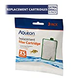 Aqueon QuietFlow Filter Cartridge, X-Small, 3-Pack