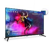 Kiano Elegance TV 32' Pouces Android TV 9.0 [Téléviseur 80 cm Frameless...